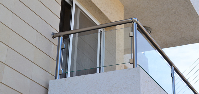 Handrails And Balustrade 187 Alumet